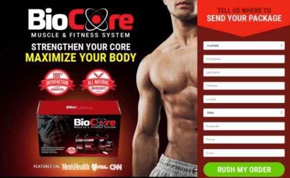 biocore muscle supplement